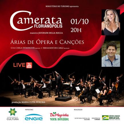 Árias de Ópera e Canções