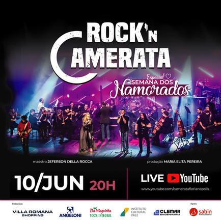 Rock'n Camerata - Especial Semana dos Namorados