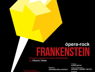 Ópera rock Frankenstein