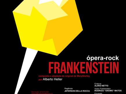 Ópera rock Frankenstein