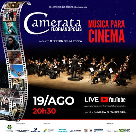 LIVE - Música para Cinema