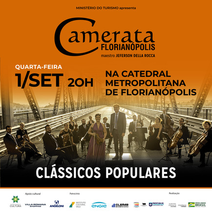 Clássicos Populares na Catedral Metropolitana de Florianópolis