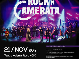 Rock'n Camerata 2019