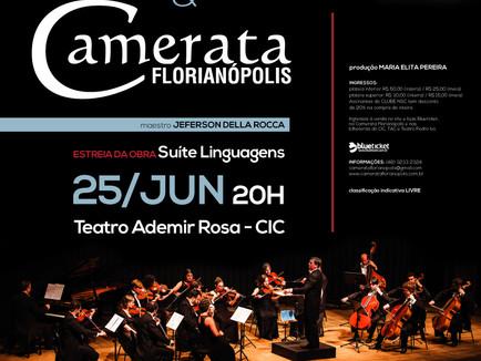 Felipe Coelho & Camerata Florianópolis