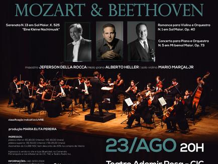 Mozart e Beethoven