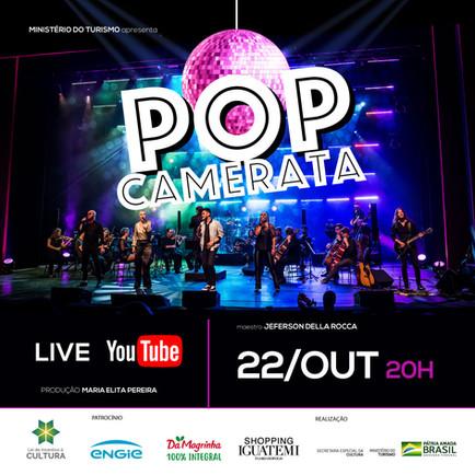 LIVE - POP Camerata
