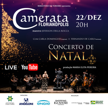 LIVE - Concerto de Natal