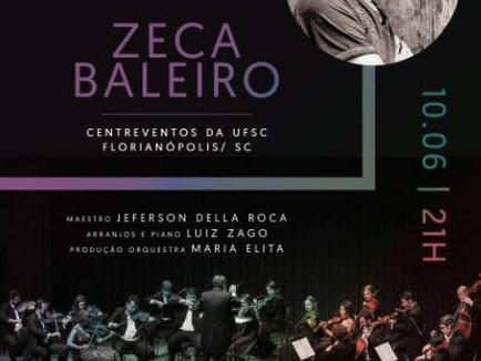 Camerata Convida Zeca Baleiro