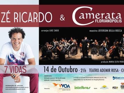 Zé Ricardo & Camerata Florianópolis