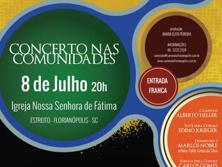Concertos nas Comunidades