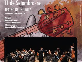 Concerto em Balneário Camboriú