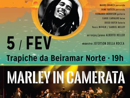 Marley in Camerata - VERÃO 2017