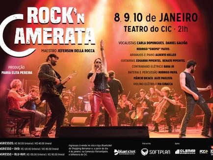 Rock'n Camerata - VERÃO 2017
