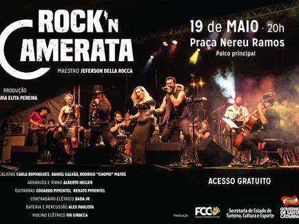 Rock'n Camerata - Aniversário de Biguaçu