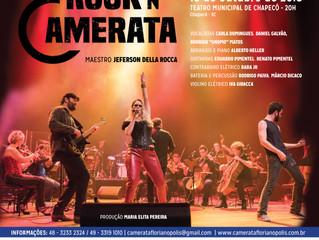 Rock'n Camerata em Chapecó