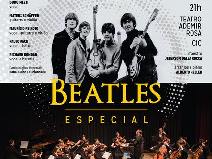 Especial - The Beatles