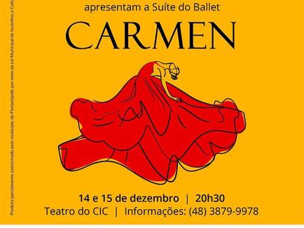 Ballet da Suíte Carmen