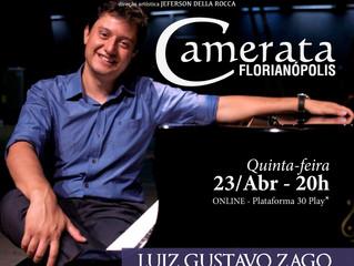 Recitais Virtuais - Luiz Gustavo Zago