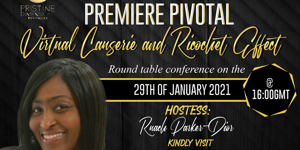 PIVOTAL CAUSERIE & ROUND TABLE CONFERENCE