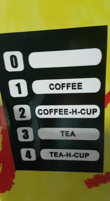 Tata Instant Vending Machine