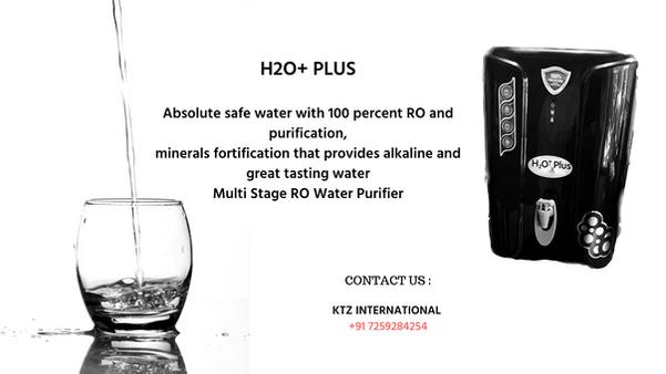 H2O+ PLUS ALKALINE FILTER