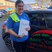 Safe2GO Driving Driving school bishop au