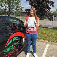 Safe2GO Driving School Bishop Auckland