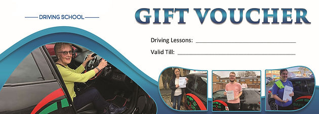 Safe2go Driving School Bishop Auckland driving lessons prices and gift vouchers