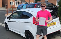 Safe2GO Driving School Bishop Auckland  driving lessons Pupils who have passed their drivi