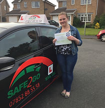 safe2go Driving school pass plus driving