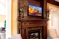 1- 111 Berwick Fireplace (Enco)