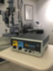 Η χρήση διαθερμίας (ηλεκτροκαυτηριασμός) είναι μία ευέλικτη μέθοδος θεραπείας η όποια εφαρμόζεται  από τον Χειρουργό Οφθαλμίατρο για την αντιμετώπιση πολλών καλοήθων παθήσεων