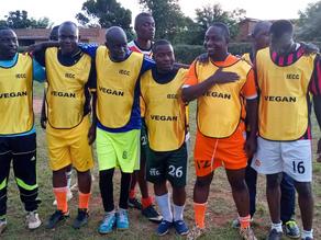 Vegan Uganda Football Team Sponsorship