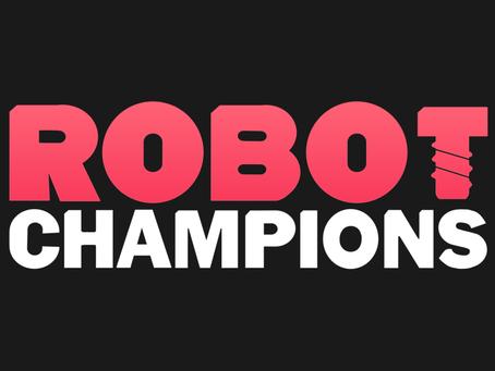Hello (Robot) World