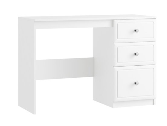 Treviso - Single Pedestal Dressing Table