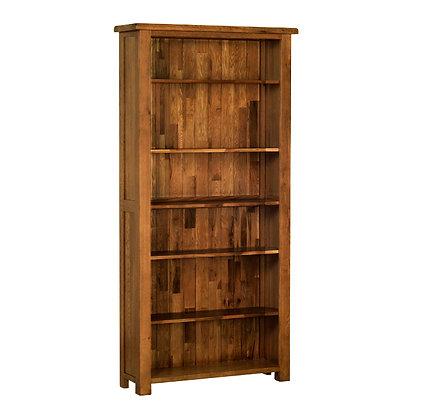 Oak 2 - 6' Bookcase