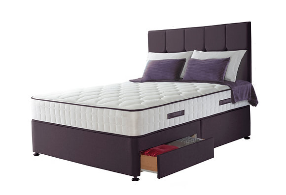 Sealy - Napoli 1400 Latex 3' Divan