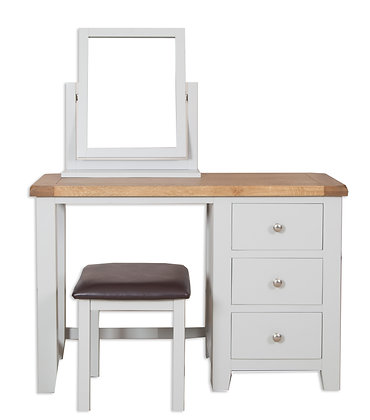 Grey & Oak - Dressing Table