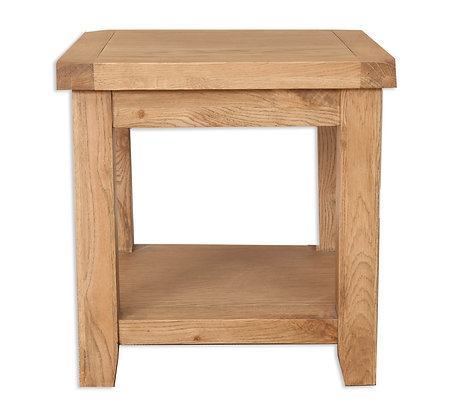 Country Oak - Lamp Table