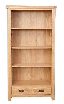 Natural Oak - Large Bookcase