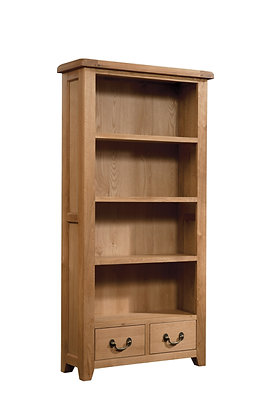 Oak 3 - Bookcase 900 X 1800