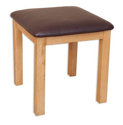 Natural Oak - Dressing Stool