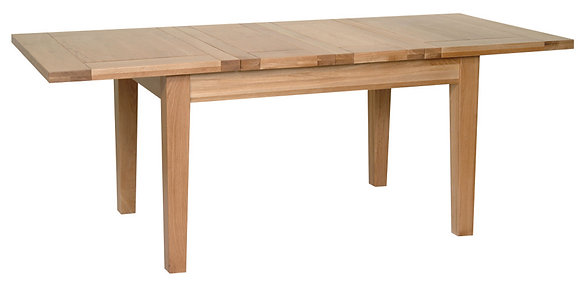"Oak 1 - 4'4"" Extendable Table - SPECIAL"