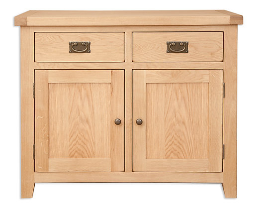 Natural Oak - 2 Door Sideboard