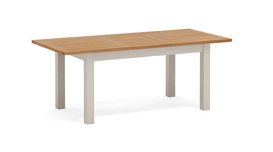 Oak 177 - Compact Extending Table (4/6 Seater)