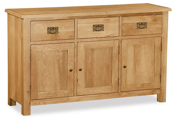 Oak 27L - Large Sideboard