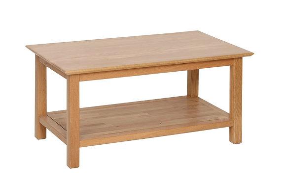 Oak 1 - Coffee Table 915Mm
