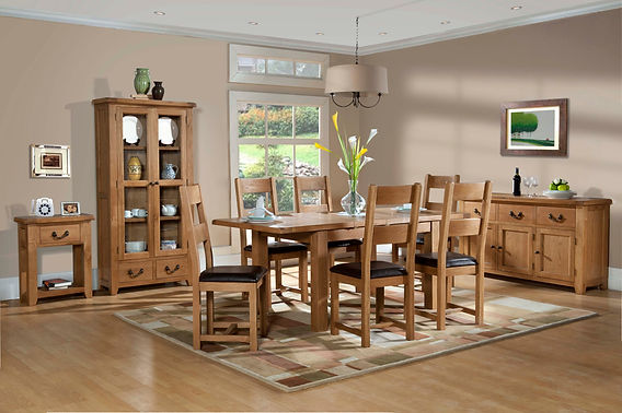 Oak Collection 3 - Dining Tables