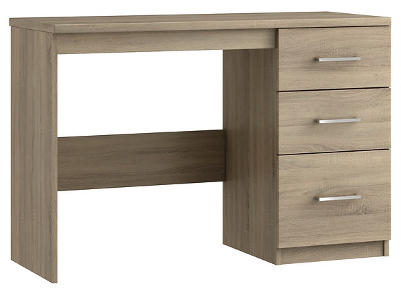 Modena - Single Pedestal Dressing Table