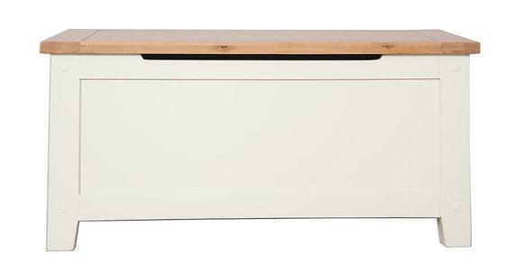 Ivory & Oak - Blanket Box